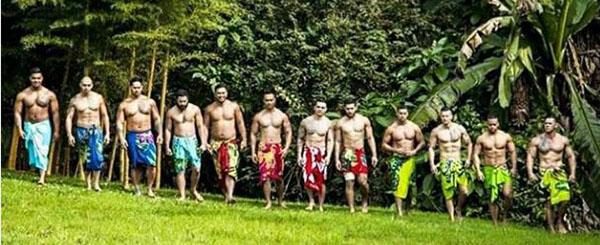 Tongan men sexy Mens Thongs